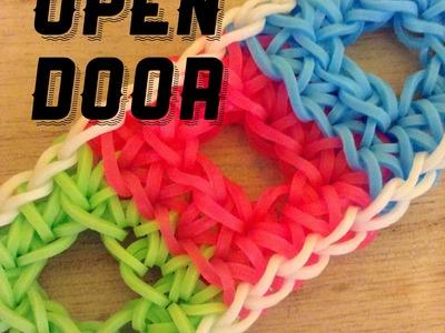 NEW Open Door Bracelet (rainbow loom)