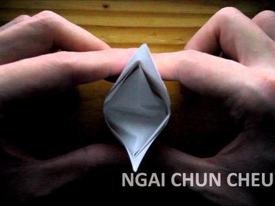 Origami Paper Crown (Tutorial)