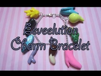 Pokemon Eeveelution Tail Charm Bracelet Tutorial