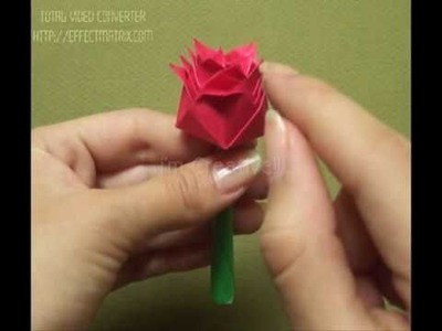 ROSA de papel 2.2 [Tutorial]