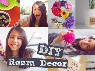 The perfect DIY Room Decor for Summer