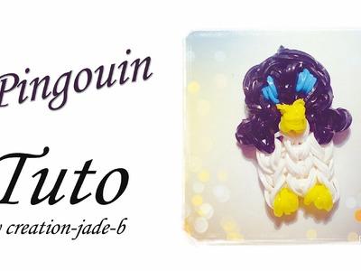 Tuto Rainbow Loom - Petit Pingouin !