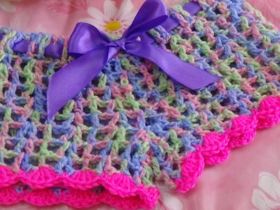 Very Easy Crochet Short-2