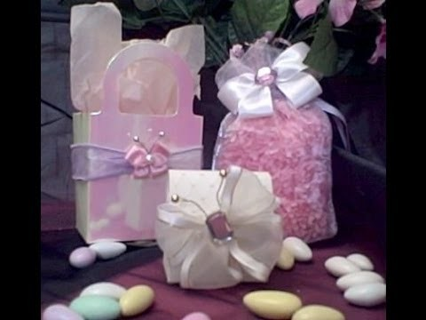 Wedding Favors - Decorate Wedding Favor Boxes for Pennies