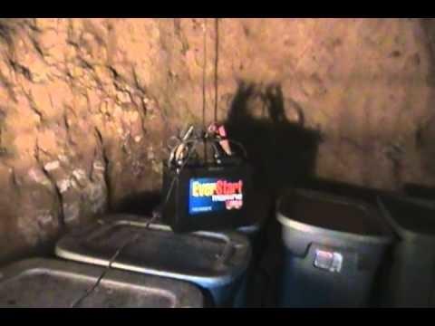 WROL underground  survival  bunker.