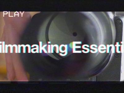 5 Needed Essentials For DIY Filmmaking - Filmaking Tips