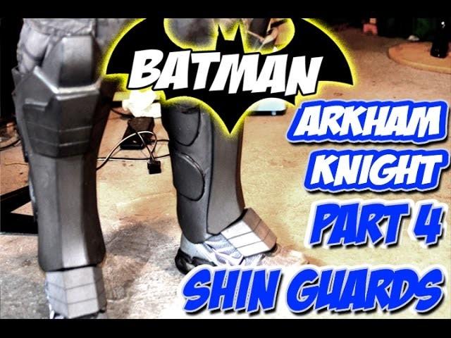 Batman Arkham Knight Armor How to DiY  Costume Cosplay Part 4