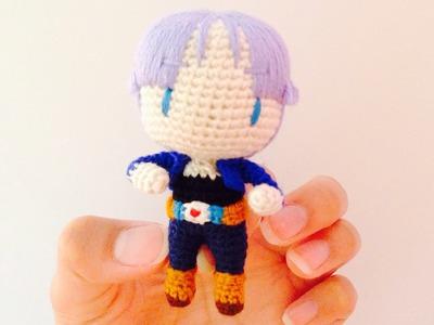 Crochet Trunks from Dragon Ball Z (Crochet Preview)