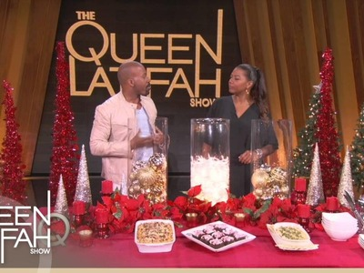 Decorate Your Holiday Table on a Budget    The Queen Latifah Show