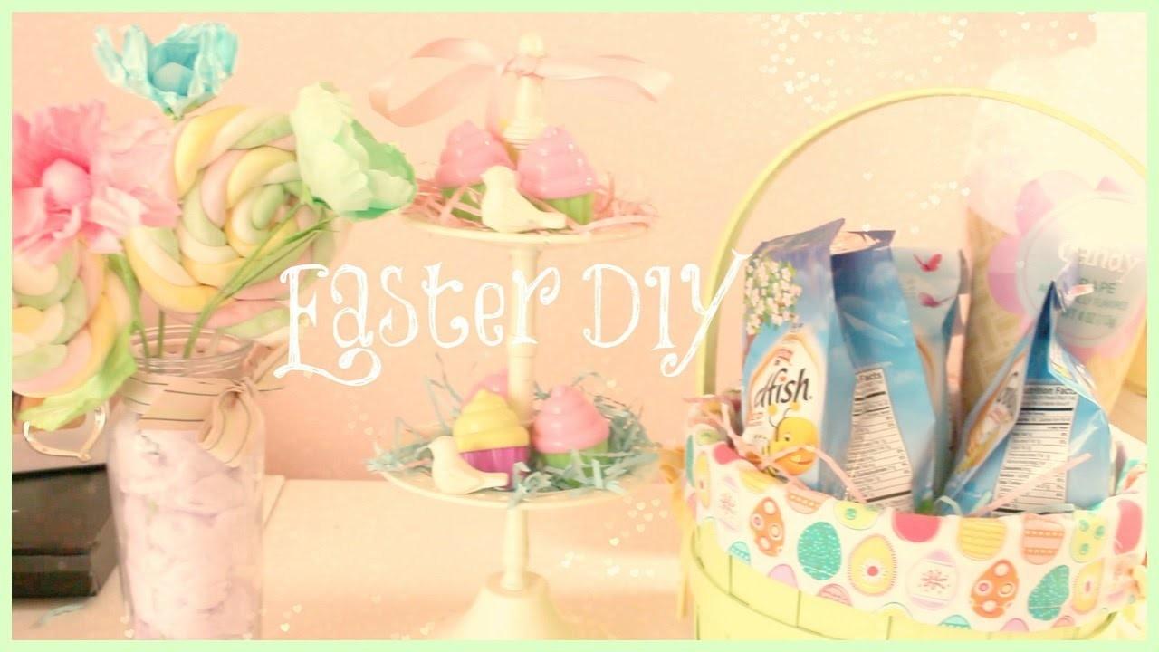 DIY: Easter Arrangements & Decor with Gabi!