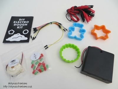 DIY Electric Dough Kit Review by Technology Will Save Us