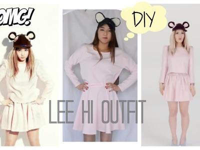 "✂ DIY Kpop: Lee Hi ""It's Over"" Outfit"