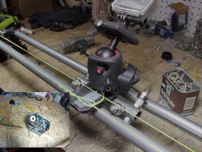 DIY Motorized Slider for $150