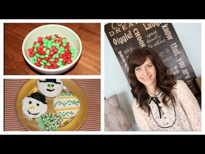 DIY: SMC & CGH Christmas Cookies | ShowMeCute