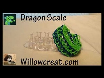 Dragon Scale on a Monster Tail * Original Designer *