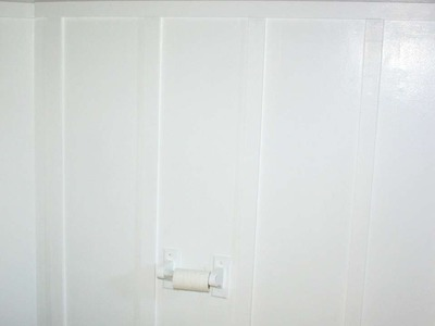 How To Add Board And Batten To Any Wall - DIY Home Tutorial - Guidecentral