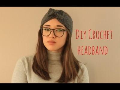 How To Make a Headband Using Crochet