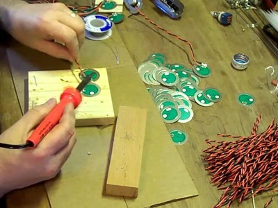 How to solder a Piezo Pickup