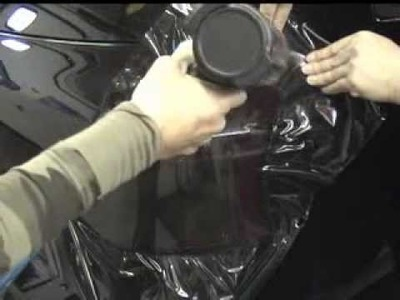Installation Video - Headlight and Tail Light Tint Film