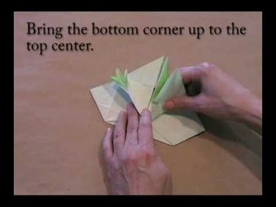 Jedi Master Yoda Origami - Episode III