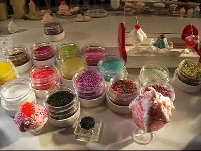 Kawaii Supply's Review of New Types of FAKE Sprinkles and Sugars- Do Not Eat These!!!