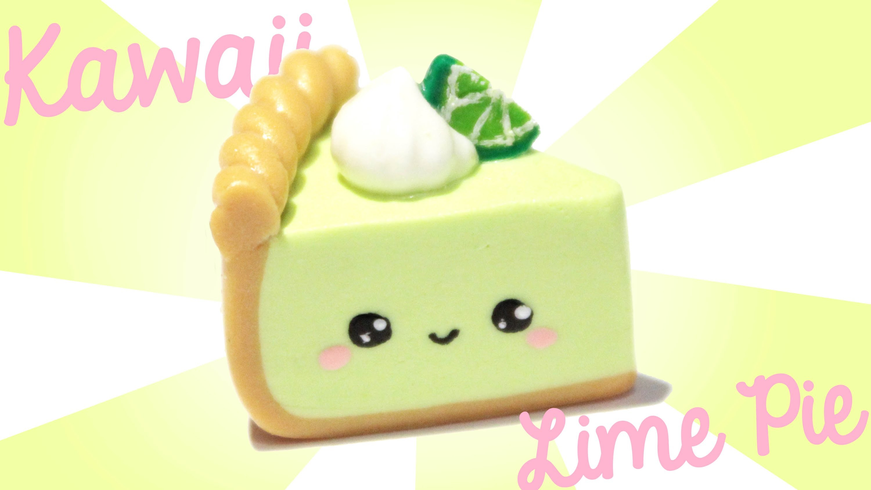 ^__^ Lime Pie! - Kawaii Friday 165