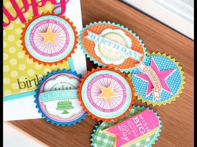 Make it Monday #147: Multi Layer Images from a Single Stamp