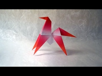 Origami Horse Instructions: www.Origami-Fun.com