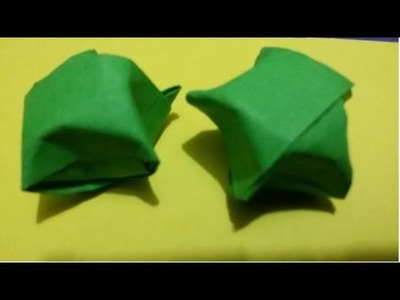 Ppaer Star - How to make an Origami Five Star , easy origami things