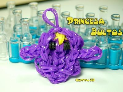 Princesa Bultos con gomitas. Adventure time Lumpy space Princess. rainbow loom