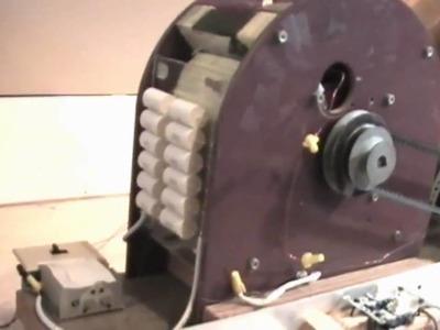 Self Running 2000 Watt Fuelless Generator (1 of 3).