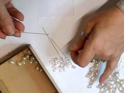 Bohemian Crystal Stickpins Tutorial - jennings644