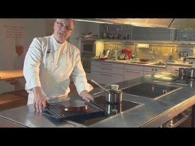 Chocolate Glaze by Pierre-Dominique Cécillon for Larousse Cuisine