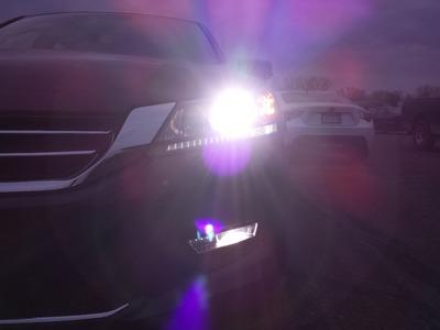 DIY: 2013-2015 Honda Accord Xenon HID Kit  installation by Enlight