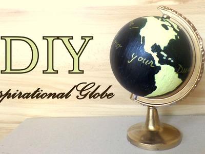 DIY Inpirational Globe  (Guest Book Wedding Idea) | by Fluffy Hedgehog