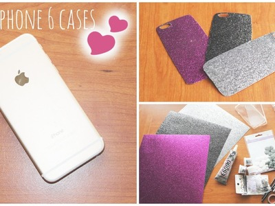 DIY | iPhone 6 case tutorial (EASY & Simple)
