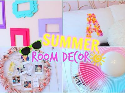 DIY Summer Room Decor: Tumblr Inspired
