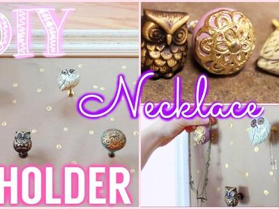 DIY Tumblr + Pinterest Inspired Jewelry Holder!