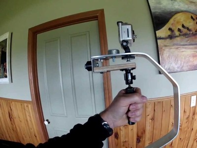 How to build a steadicam for GoPro