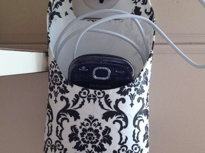 How To DIY Bag For Charging The Phone. - DIY Technology Tutorial - Guidecentral
