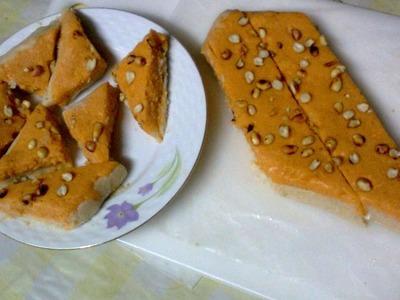 How To Make Borfi With Jackfruit Seed - DIY Food & Drinks Tutorial - Guidecentral