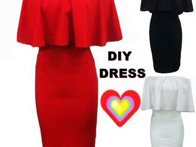 How to Make Dress  | 1Dress 5 Ways DIY
