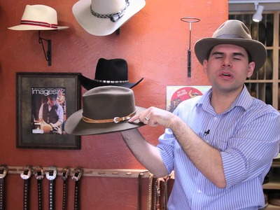 How to Tighten the Hat Band on a Stetson Hat : How to Tighten the Hat Band on a Stetson Hat