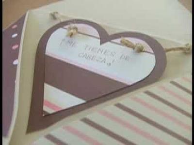 Ku-Ku CARD Heart-Envelop (Corazon-Sobre) 2.2