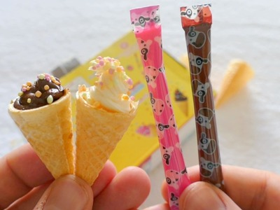 My Cone Candy Ice Cream by Roscela - DIY