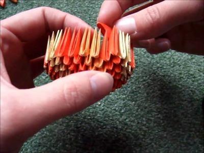 Origami - chinese origami - fish - tutorial - dutchpapergirl