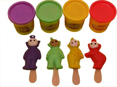 Play Doh Teletubbies Ice Cream Playdough