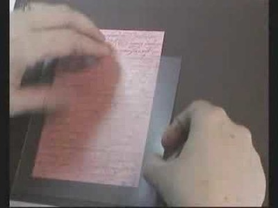 Stamping.Card-Making- FAUX STITCHING
