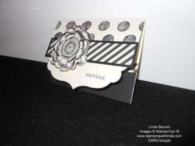 WOW Creative Fold Card