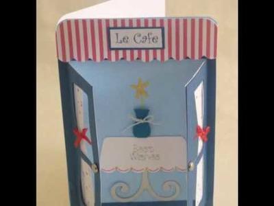 Card Ideas using the new Shop Card Kit
